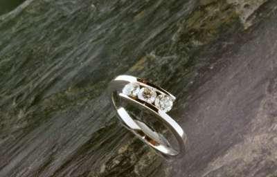 bague diamant gvs